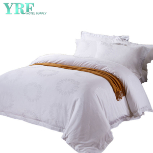 Confortable Deluxe 600 Nombre de fils Durable Cotton Hôtel Literie Line pour Resort