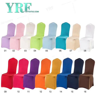 YRF Wholesale Cheap Chair Cover Pour Wedding Party